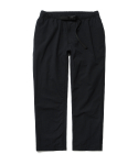 파르티멘토(PARTIMENTO) Ripstop Easy Pants Black