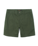 유니폼브릿지() 18ss 5inch cotton short pants forest