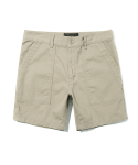 유니폼브릿지(UNIFORM BRIDGE) 5inch cotton short pants beige
