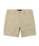 유니폼브릿지() 18ss 5inch cotton short pants beige