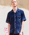 로얄위() PAJAMA SHIRTS NAVY