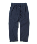 17ss linen fatigue pants navy