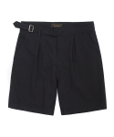 유니폼브릿지(UNIFORM BRIDGE) gurkha shorts black