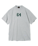 유니폼브릿지(UNIFORM BRIDGE) 64 patch tee grey