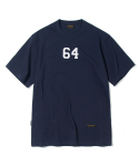 유니폼브릿지(UNIFORM BRIDGE) 64 patch tee navy