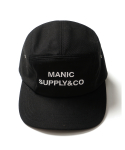 매닉(MANIC) MANIC SUPPLY&CO CAMP CAP
