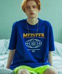 USF SOLID MEISTER TEE BLUE