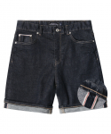 모디파이드() M#1288 1/2 selvedge one washed shorts