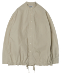 모디파이드() M#1278 washed string shirt jacket (beige)