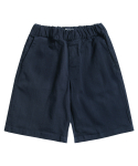모디파이드() M#1303 banding cotton shorts (navy)