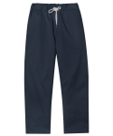 모디파이드() M#1293 banding cotton crop pants (navy)