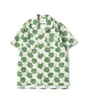 제로() Greenery Leaf Hawaiian Shirts