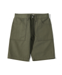 제로() Pliable Fatigue shorts (Khaki)