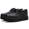 블라드블라디스(VLADVLADES) VLADVLADES Leather Clipper Shoes 02