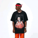 플라잉 나인티(FLYING NINETY) FNTY the grim reaper 2pac oversize T-shirt