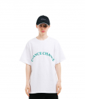 챈스챈스(CHANCECHANCE) CHANCECHANCE T-Shirt(White)