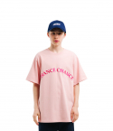 CHANCECHANCE T-Shirt(Pink)