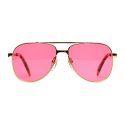애쉬크로프트(ASHCROFT) Emile Ajar - 02 Tint Sunglasses(Red)