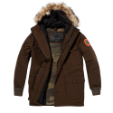 슈퍼드라이(SUPERDRY) (남) MILITARY EVERST COAT DOWN