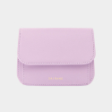 Dijon 301R Round Card Wallet lilac blossom