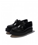 GEORGE COX / GIBSON D RING CREEPER / ALL BLACK