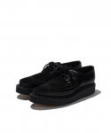 GEORGE COX / GIBSON D RING CREEPER / BLACK