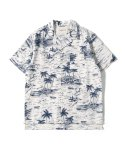 제로() Hawaiian Scenery Shirts