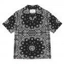 비바스튜디오() PAISLEY SHIRTS [BLACK]