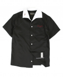 LOYD BOWLER SHIRTS[BLACK]