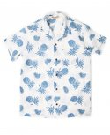 아웃스탠딩(OUTSTANDING) 50S TROPICAL SHIRT[WHITE]