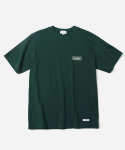 S/S WIDE FONT T-SHIRTS GREEN