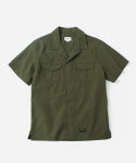 커버낫() S/S FATIGUE SHIRTS OLIVE