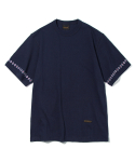 유니폼브릿지(UNIFORM BRIDGE) chimayo diamod needle point tee navy