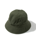 유니폼브릿지(UNIFORM BRIDGE) cotton fatigue hat khaki