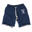 아웃스탠딩(OUTSTANDING) MARINE VINTAGE TRAINING SHORTS[NAVY]