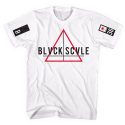 블랙스케일(BLACK SCALE) BLACK SCALE Team Blvck White