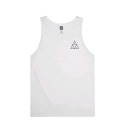 허프(HUF) HUF TRIPLE TRIANGLE TANK WHITE