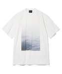 유니폼브릿지() lake photo tee off white