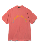 유니폼브릿지(UNIFORM BRIDGE) arch logo tee G red