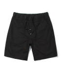 유니폼브릿지(UNIFORM BRIDGE) linen short pants black