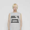 칩먼데이(CHEAP MONDAY) MUSCLE TANK OVER MY DEAD SUBTITLES 0285101 LGRM