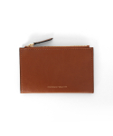 내셔널 퍼블리시티(NATIONAL PUBLICITY) PICO SLIM CARD WALLET_BROWN