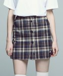 Apple Rinse Skirt - Brown
