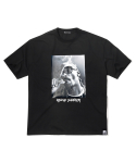 헤비스모커(HEAVYSMOKER) Weed Smoker T-shirts (Black)