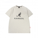 캉골(KANGOL) Symbol Short Sleeves T 2546 OATMEAL