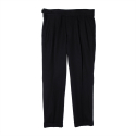 벨리프(BELLIEF) Linen Gurkha Pants (Navy)_BPS17235