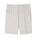 벨리프(BELLIEF) 17ss Linen short pants (Ivory)_BPS17236