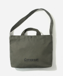커버낫() COTTON CANVAS 2WAY BAG OLIVE