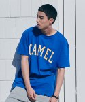 Arch Logo S/S T-Shirts(Blue)