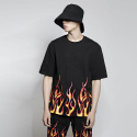 베테제(VETEZE) Flame T-Shirts